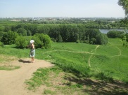 Panoramic View of Moscow RIver