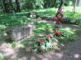 Venerable Graveyard