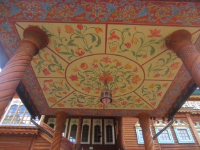 Porch of Tsar's Palace