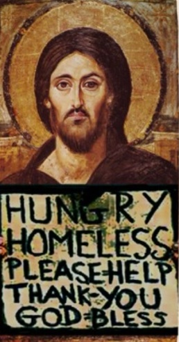 Jesus Hungry