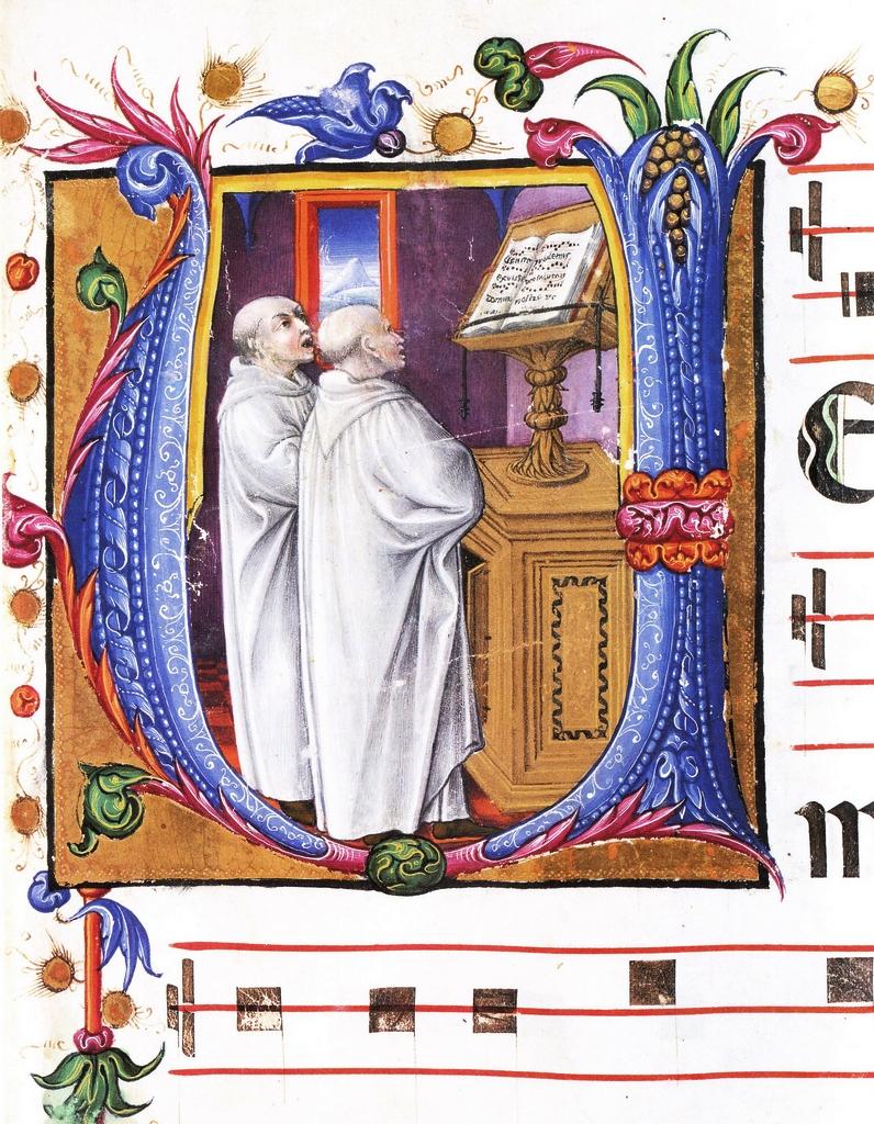 liberale-da-verona-monks-singing