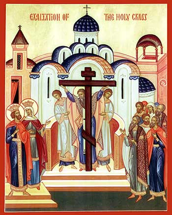 exaltation-of-the-holy-cross-orthodox-icon