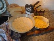 Rising Dough