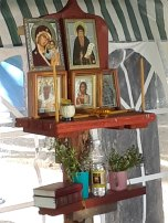 Camp Prayer Shrine
