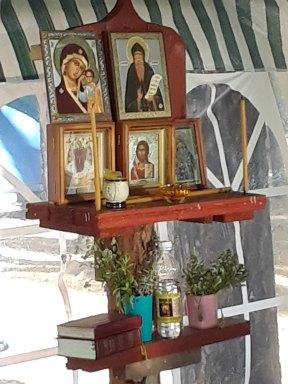 Camp Prayer Shrine